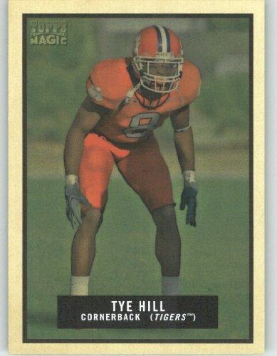 Tye Hill SP - Clemson - St. Louis Rams (Short Print) - 2009 Topps Magic NFL Trading - Hills Shop Short