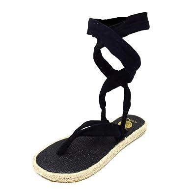 Women's Yoga Mat Espadrilles Sandals Karabi