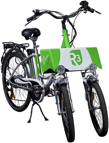 Triciclo Eléctrico Adultos 2 Ruedas Delanteras R3 con Batería extraíble de Ion-Lítio 36V 12Ah NO Efecto Memoria Motor 250W Brushless, máx. Vel. 25 km/h: Amazon.es: Deportes y aire libre