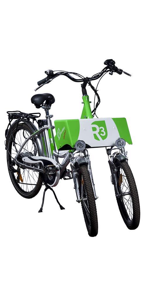 Triciclo Eléctrico Adultos 2 Ruedas Delanteras R3 con ...