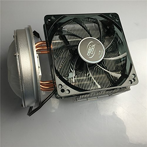 Nagulagu Heatsink Cooling With Fan + 100MM Lens Kits 120 Degree For 200W High Power LED by Nagulagu