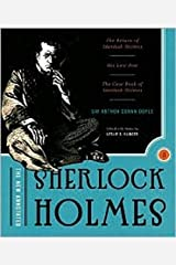 The New Annotated Sherlock Holmes: The Complete Short Stories: The Return of Sherlock Holmes, His Last Bow and the Case-Book of Sherlock Holmes (The Annotated Books) Hardcover