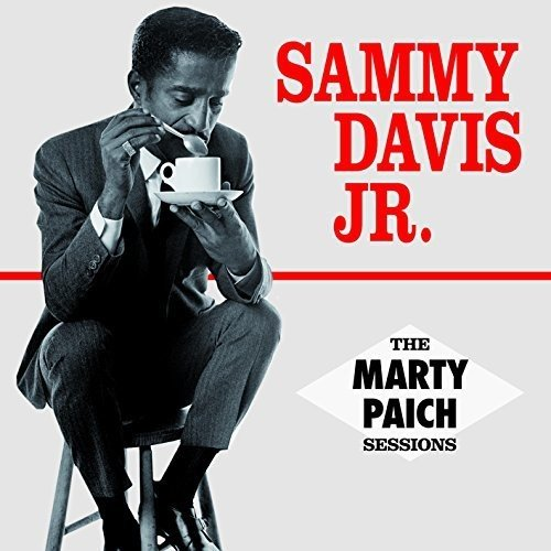 The 1961-1962 Marty Paich Sessions (Sammy Jr Davis Cd)