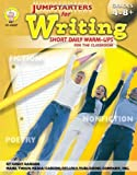 img - for Jumpstarters for Writing, Grades 4 - 8 by Linda Armstrong, Barden, Cindy (2005) Paperback book / textbook / text book
