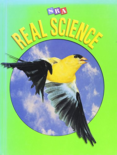 SRA Real Science: Level 2 Student Edition Textbook