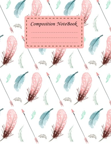 Composition Notebook: Boho Style 8.5×11 Incheh 120 Pages Notebook Journal School Office Home Student Teacher College Ruled Writer's Notebook (Student School Office Supplies Notebook) (Volume 2)