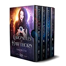 The Chronicles of Hawthorn: A Magical Fantasy Adventure: (Box Set, Books 5 - 8)