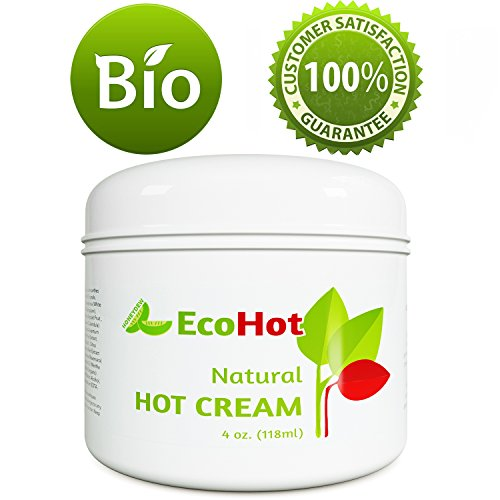 51FFo7m3nlL - Natural Skin Tightening Cream - Anti Aging Body Treatment for Women + Men - Anti Cellulite Stretchmark + Scar Remover - Muscle Pain Relief - Antioxidant Hot Cream Gel Moisturizer For Dry + Saggy Skin