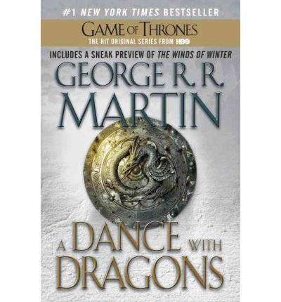 [ A DANCE WITH DRAGONS (SONG OF ICE AND FIRE #05) ] By Martin, George R R ( Author) 2013 [ Paperback ] (Thrones 5 Game Of Book)