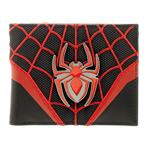 Spiderman Miles Morales Bifold Wallet