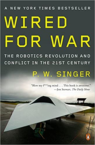 Wired for War [EN] - P W Singer