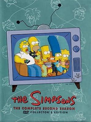 Amazon Com The Simpsons Season 2 Simpsons Movies Tv