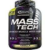 Muscletech Masstech Performance Supplement, Vanilla, 7 Pound ( Multi-Pack)