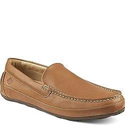 Sperry Top-sider Men's Hampden Venetian Slip-on Loafer, Sahara, 10.5 M Us