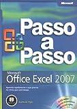 O novo livro da série Passo a Passo abordando a versão 2007 da planilha eletrônica mais utilizada do planeta. O Excel 2007 apresenta novos recursos e uma nova interface de usuário, com ferramentas melhoradas e novas maneiras de gerenciar dados nas pl...