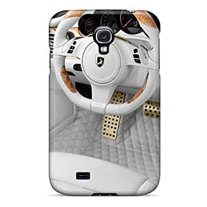 New Snap-on Luoxunmobile333 Skin Cases Covers Compatible With Galaxy S4- Porsche Panamera Stingray Gtr