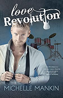 Love Revolution (Brutal Strength Book 2) by [Mankin, Michelle]
