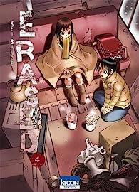Erased, tome 4 par Kei Sanbe