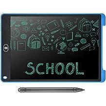 Dennov 12 Inch Digital LCD Writing Drawing Tablet Pad Handwriting Drawing Sketching Graffiti Scribble Doodle Board e-Writer 2018 Version