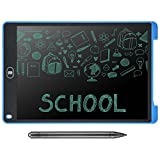 Dennov 12 inch Digital LCD Writing Drawing Tablet Pad Handwriting Drawing Sketching Graffiti Scribble Doodle Board