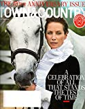Town & Country Magazine October 2016 | Christy Turlington Horse Cover