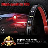"""60"""" Double Redline LED Tailgate Strip Light"""