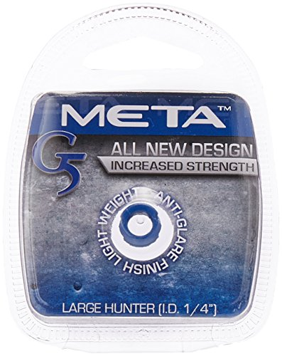 - G5 Outdoors Meta Peep Lg Hunter 1/4Blue