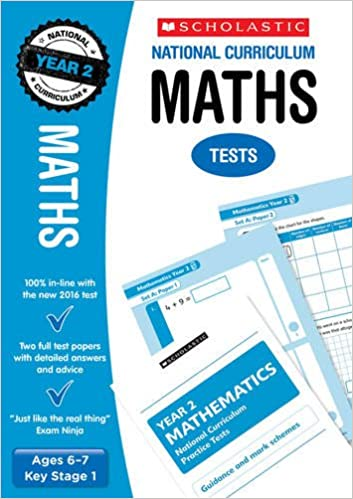 2020 SATs Practice Papers for Maths - Year 2 Scholastic ...