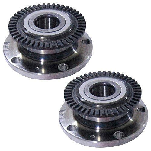 Audi Wheel Bearing (DRIVESTAR 512231x2 Set 2 New Rear Wheel Hubs & Bearings Left or Right for 03-09 Audi A4 FWD)
