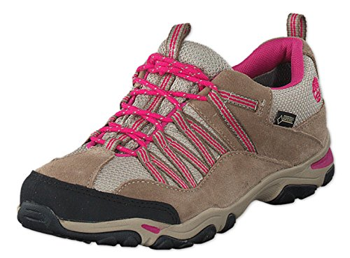 Timberland Zip Trail FTK_Zip Trail GTX OX - Zapato Oxford de Cuero Niños beige claro