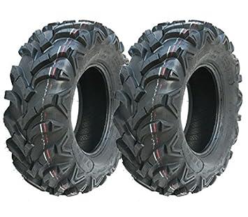 One Pair of 23x8.00-11 Two Tyres Wanda P341 Quad//ATV 23x8-11 4PLY