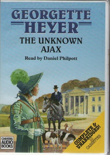 The Unknown Ajax by Chivers Audio Books