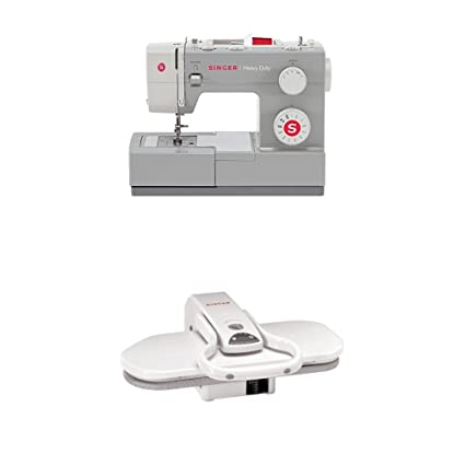 Amazon SINGER 40 Heavy Duty Sewing Machine With Magic Steam Press New Singer 4411 Sewing Machine