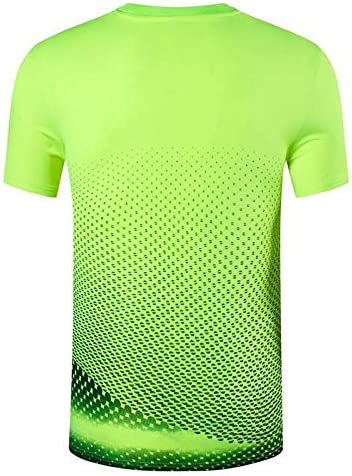jeansian Boys 3 Packs Quick Dry Active Outdoor Sport Short Sleeves T-Shirt Tee Tshirt Running LBS701