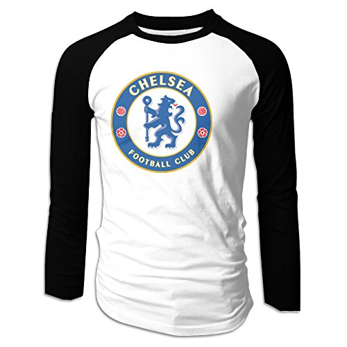 Chelsea FC The Champion Men's Raglan Shirts Long Sleeve Shirts