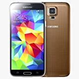 Samsung Galaxy S5 SM-G906S 32GB Factory Unlocked Smartphone (Gold) International Version NO WARRANTY