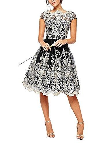 90 floral dresses - 6