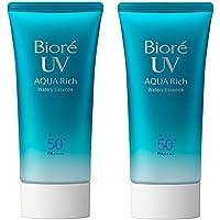 Biore UV Aqua Rich Watery Essence SPF50+/PA++++ 50g / 1.75oz ( set of 2 )