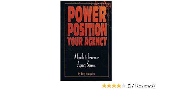 Amazon power position your agency ebook troy korsgaden kindle amazon power position your agency ebook troy korsgaden kindle store fandeluxe Image collections