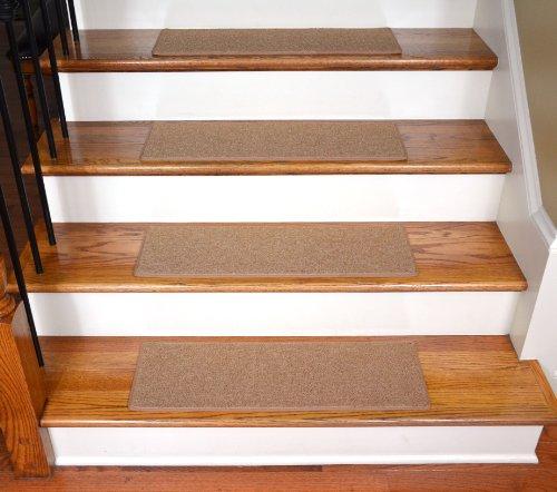 Pet Friendly Rugs Reviews: Dean Non-Slip Tape Free Pet Friendly DIY Carpet Stair