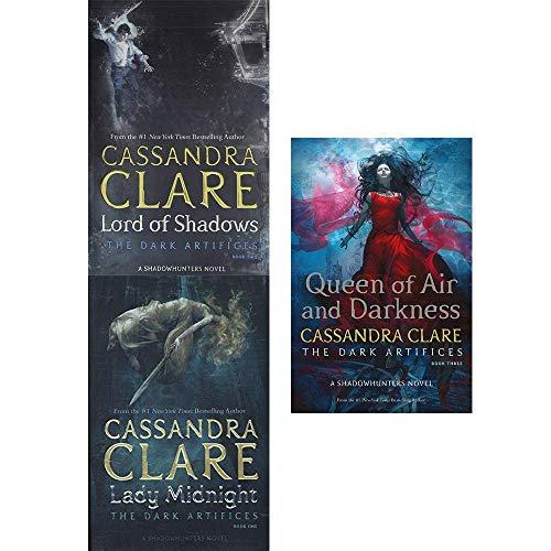 Cassandra clare the dark artifices series 3 books collection set Paperback – 1 Jan. 2019