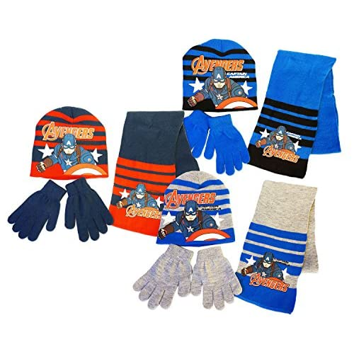 Star Wars - Conjunto gorro guantes bufanda - para niño - PH4281 Chic ... 1983eb49f9d