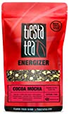 Tiramisu Coffee Black Tea | Cocoa Mocha by Tiesta Tea | High Caffeine | Loose Leaf Black Tea Energizer Blend | 1 Lb Bulk Bag