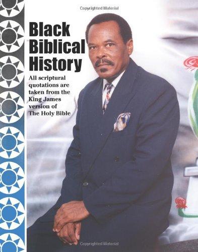 Black Biblical History PDF