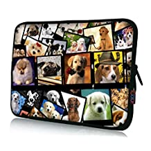 """FBAps13-003 NEW Fashion cute dags 12.5"""" 13"""" 13.1"""" 13.3"""" inch Notebook Neoprene Soft zip Laptop Sleeve Case Bag Cover Pouch for Apple Macbook Pro /Air 13"""" Retina Display Air 13/ Sony VAIO/Samsung/DELL inspiron Vostro Studio XPS 13/HP Folio Envy 13 Pavilion DV3/TOSHIBA/ASUS UX32 UX31 X35 U36/ACER/LENOVO Thinkpad IdeaPad Computer"""