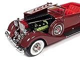 Auto World - 1934 Packard V12 Victoria Soft