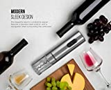 Chefman Electric Wine Opener with Foil