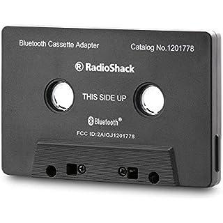 Sale RadioShack Bluetooth Cassette Adapter