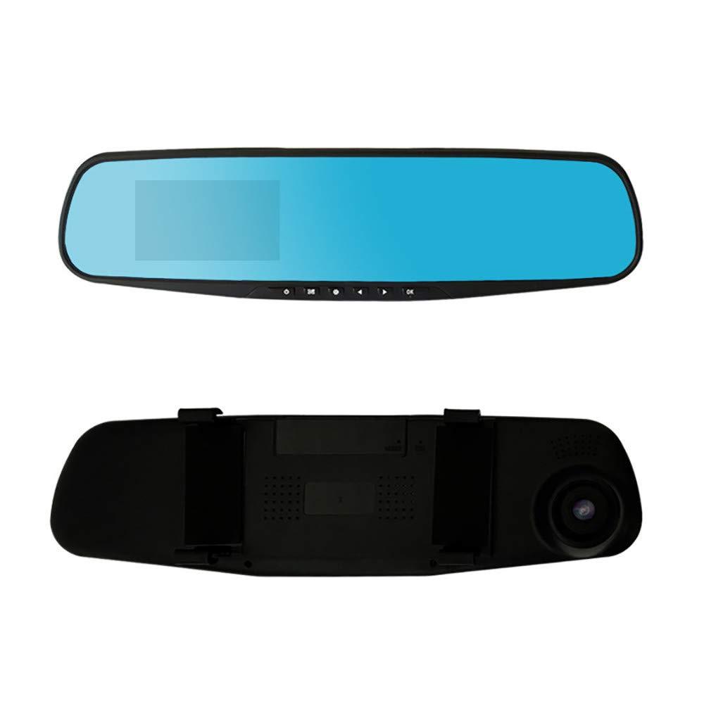 Wokee Auto DVR registratore 1080p HD Telecamera per Auto Dual Cam Anteriore Posteriore del Veicolo DVR Obiettivo Video registratore Prodotto