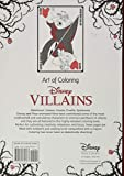 Art of Coloring: Disney Villains: 100 Images to